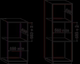 Kalusteisiin sijoitettava Whirlpool sähköuuni: Valkoinen, itsepuhdistuva - AKZM 766/WH