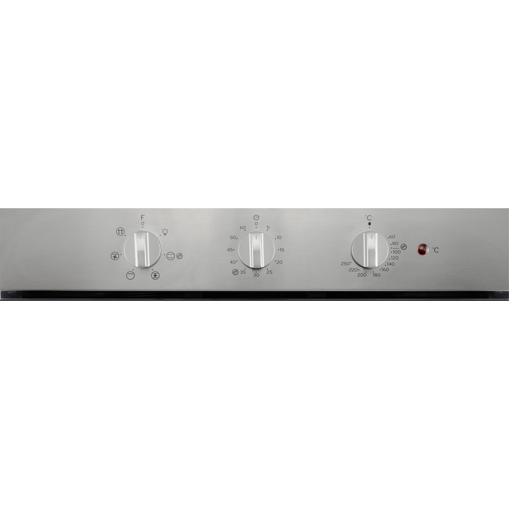 Indesit Uuni Kalusteisiin sijoitettava IFW 3534 H IX Sähkö A Control panel