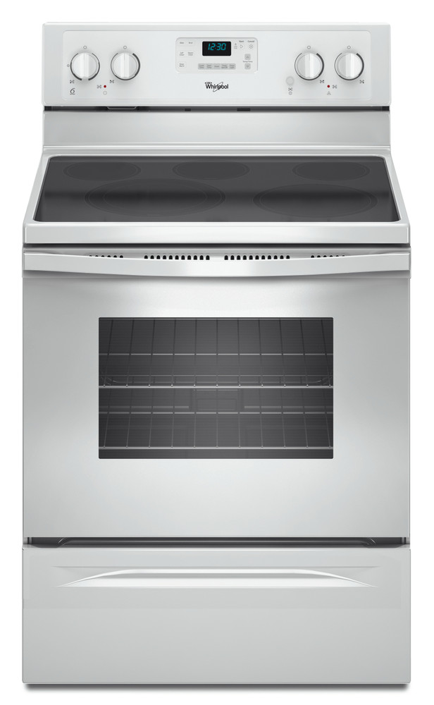 Whirlpool Cooker 4KWFE7685EW أبيض Electrical Frontal