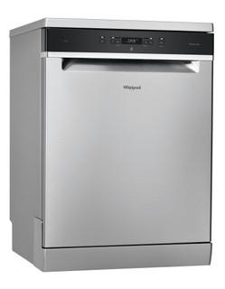 Lave-vaisselle Whirlpool: couleur inox, standard - WFC 3C26 P X