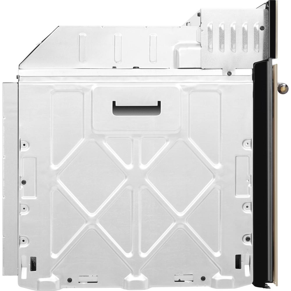 Indesit Духові шафи Вбудований (-а) IFVR 800 H OW Електрична A Back / Lateral