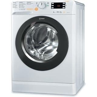 Lavasciuga a libera installazione Indesit: 8 kg