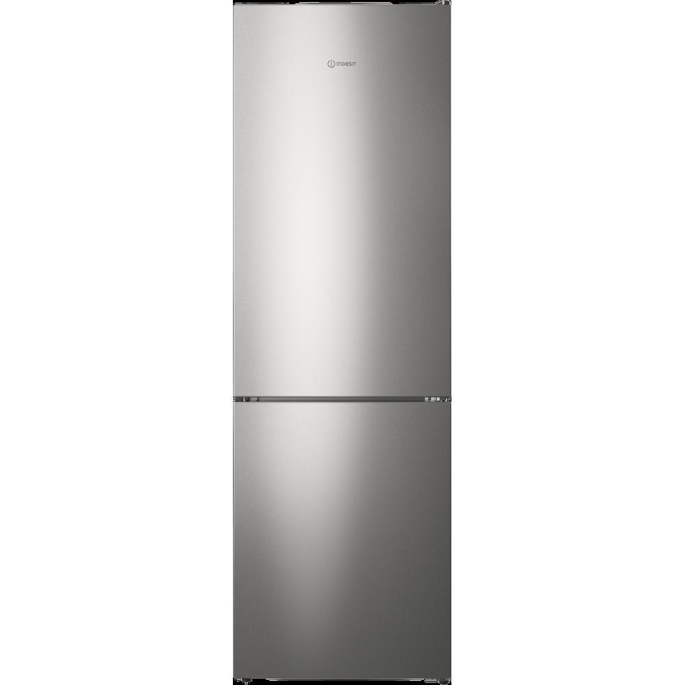 Indesit Холодильник с морозильной камерой Отдельностоящий ITR 4180 S Серебристый 2 doors Frontal
