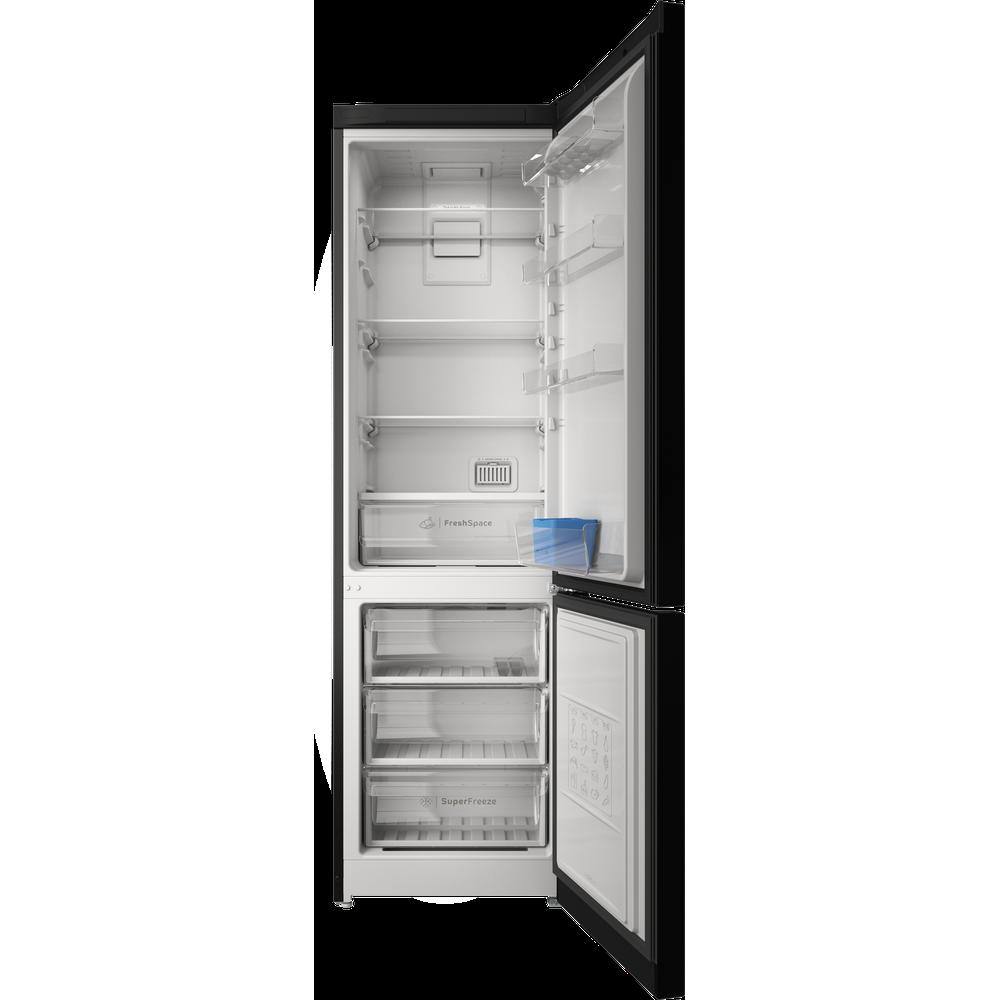 Indesit Холодильник с морозильной камерой Отдельностоящий ITS 5200 B Черный 2 doors Frontal open