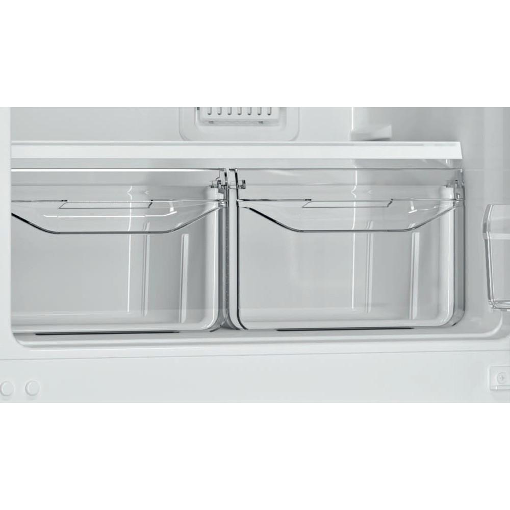 Indesit Холодильник с морозильной камерой Отдельностоящий DF 5200 W Белый 2 doors Drawer