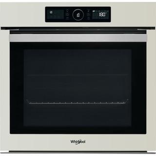 Вбудована електрична духова шафа Whirlpool: сріблястий колір - AKZ9 6230 S