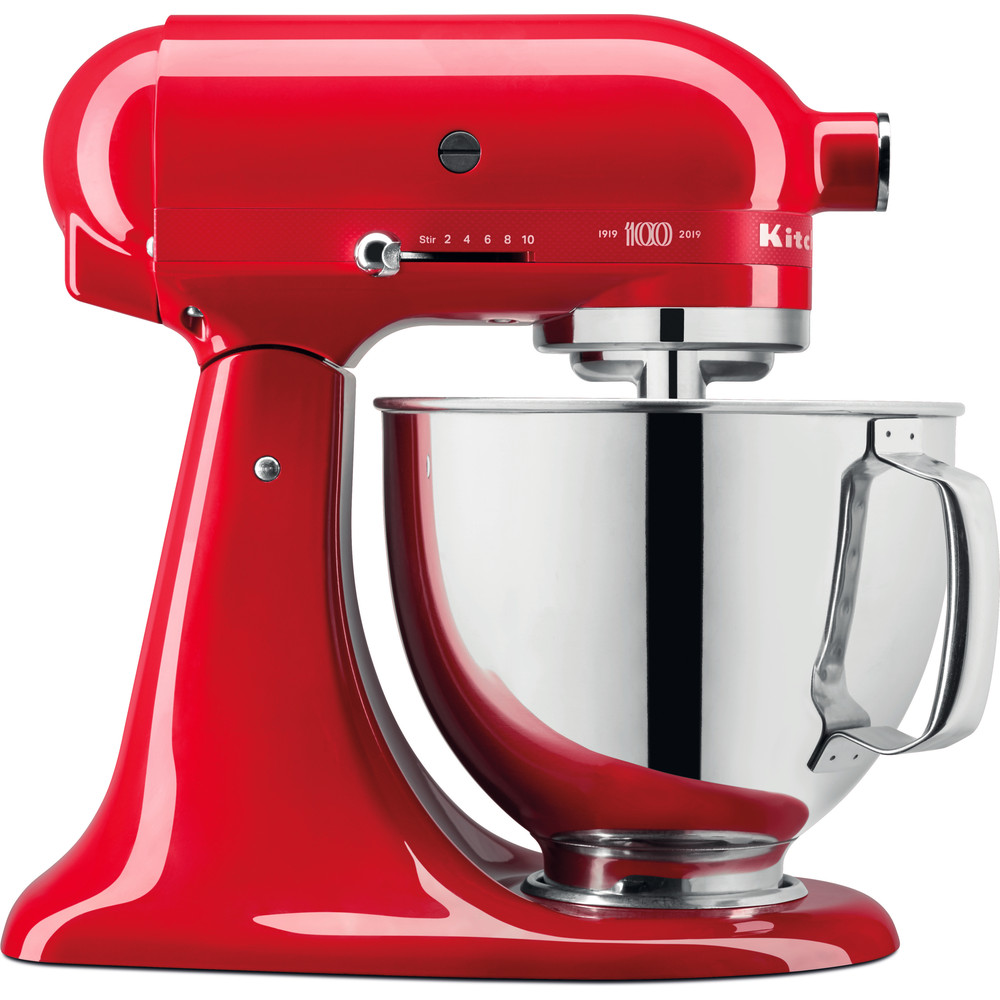 48 L Limited Edition Queen Of Hearts Stand Mixer Artisan 5ksm180h