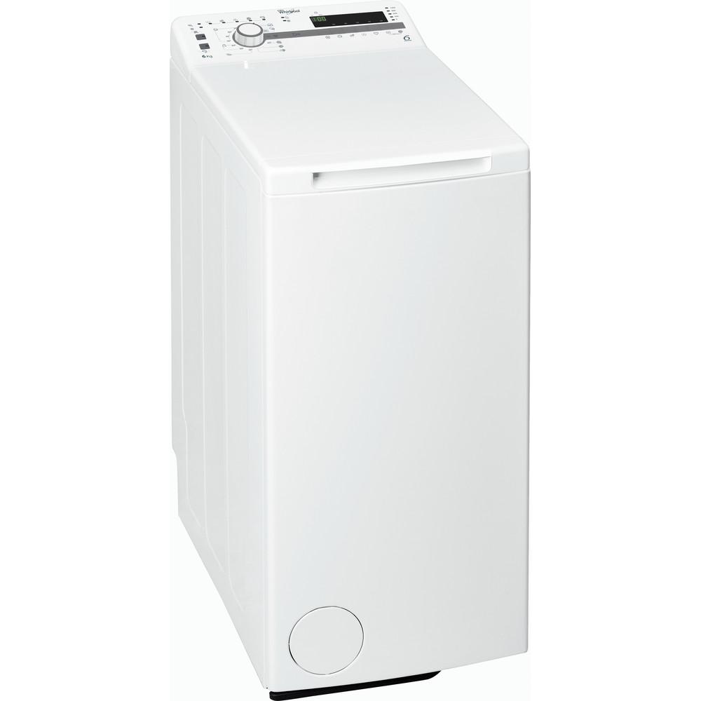 Whirlpool toppmatet vaskemaskin: 6 kg - TDLR 60110