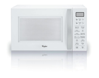 Whirlpool freestanding microwave oven: white color - MWO 611/1 WH