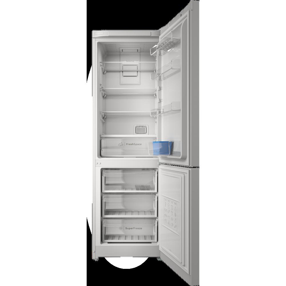 Indesit Холодильник с морозильной камерой Отдельностоящий ITS 5180 W Белый 2 doors Frontal open
