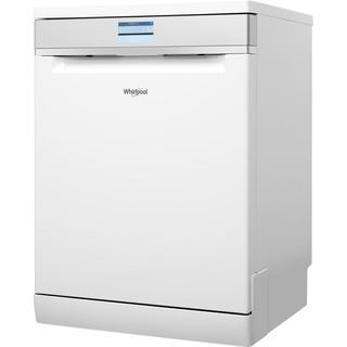 Whirlpool WFF 4O33 DLTG Dishwasher in White