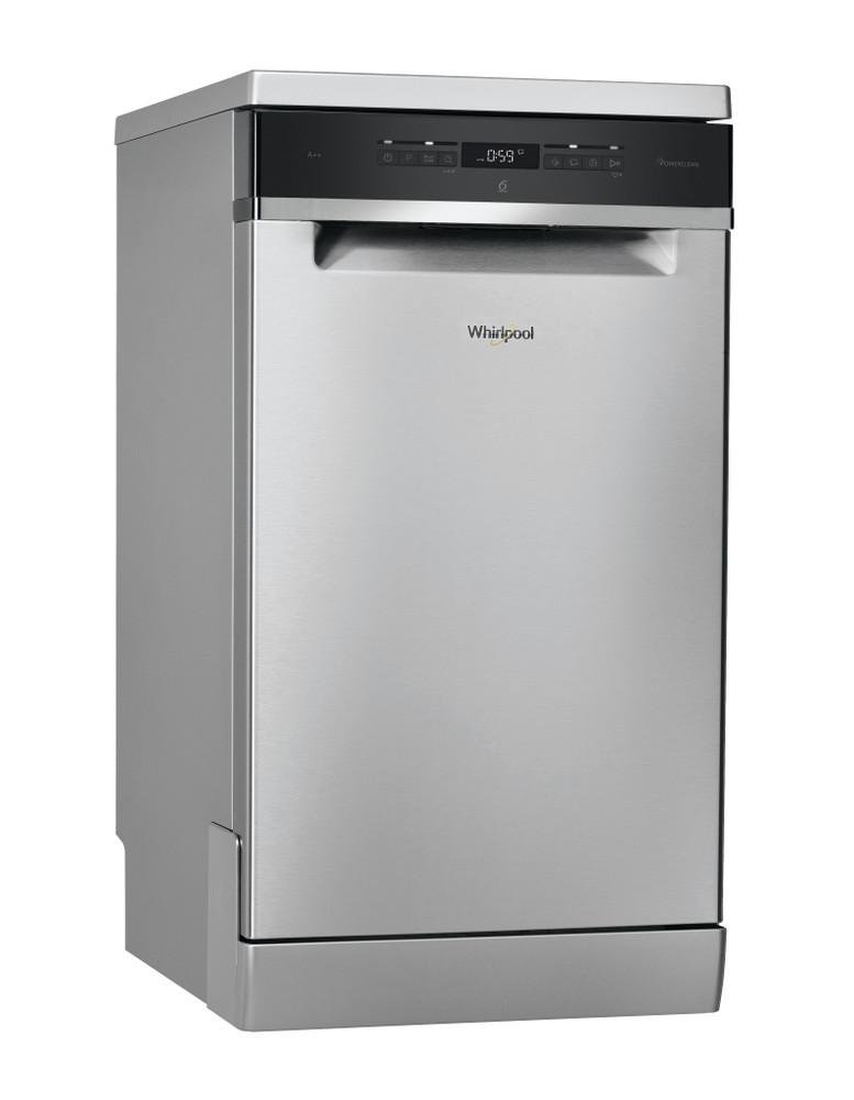 Whirlpool Lave-vaisselle Pose-libre WSFO 3O23 PF X Pose-libre A++ Perspective