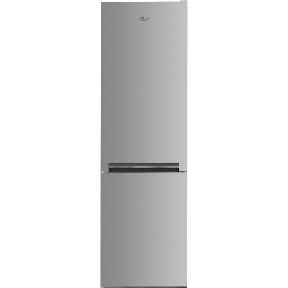 Hotpoint_Ariston Combinazione Frigorifero/Congelatore Libera installazione H8 A2E X Optic Inox 2 porte Frontal
