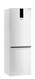 Свободностоящ комбиниран хладилник с фризер Whirlpool - W7 821O W