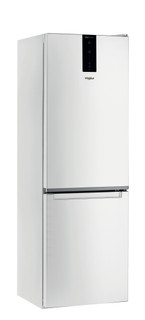 Vapaasti sijoitettava Whirlpool jääkaappipakastin: huurtumaton - W7 821O W