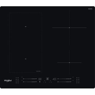 Whirlpool WL S7960 NE Induction Hob 4 Zones 60cm - Black