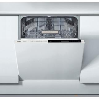 Посудомийна машина Whirlpool інтегрована: колір нержавіючої сталі, повногабаритна - WIP 4O32 PG E