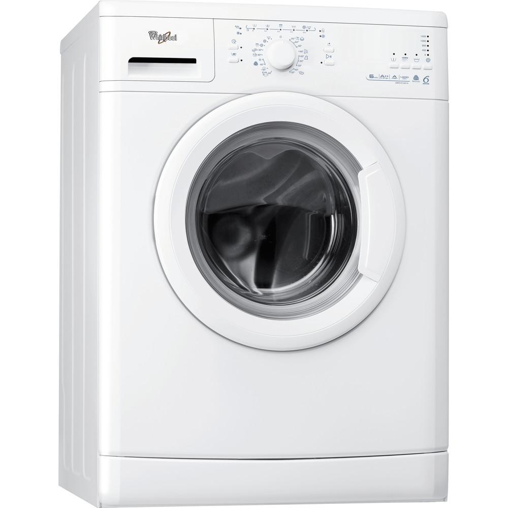 Whirlpool frontmatad tvättmaskin: 6 kg - AWO/D 6014