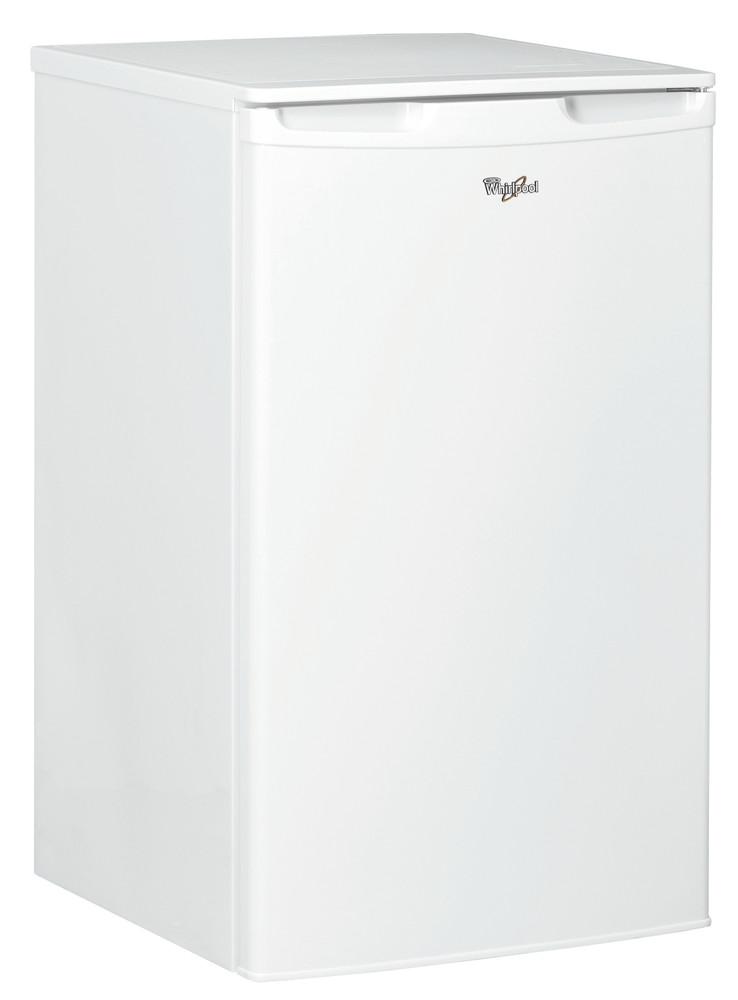 Whirlpool Congélateur Pose-libre WVT503 Blanc Perspective