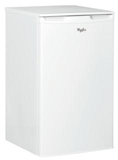 Congélateur armoire posable Whirlpool: couleur blanche - WVT503