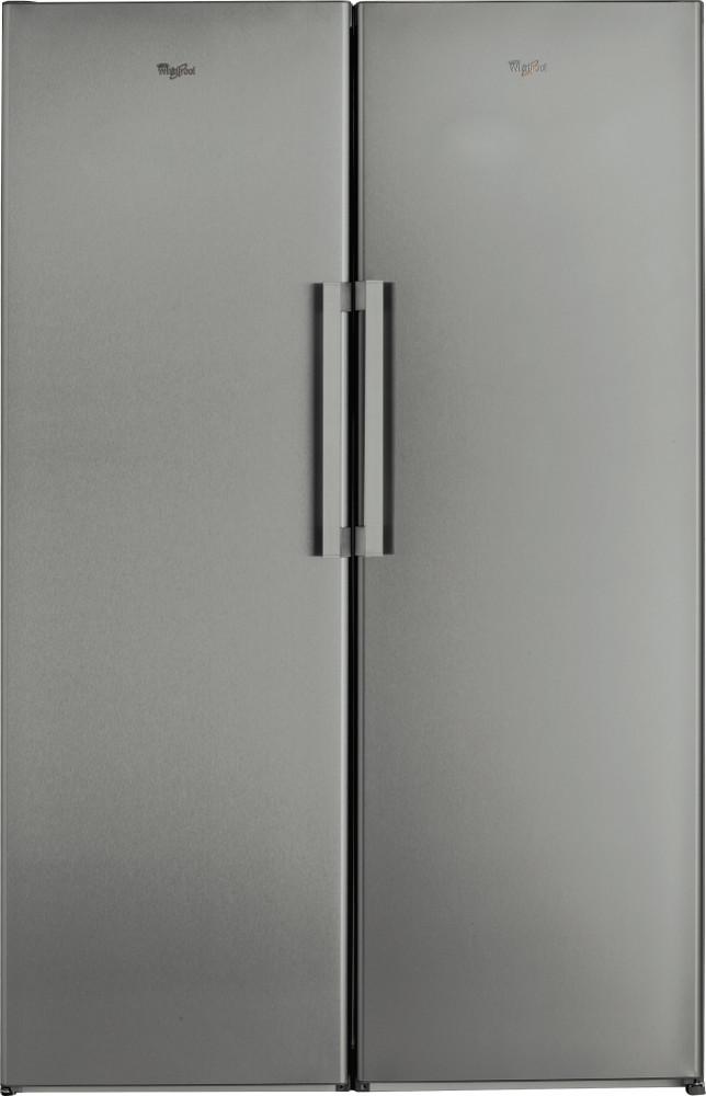 Whirlpool Refrigerator Free-standing SW8 AM2C XR Optic Inox Frontal