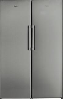 Whirlpool freestanding fridge: inox color - SW8 AM2C XR