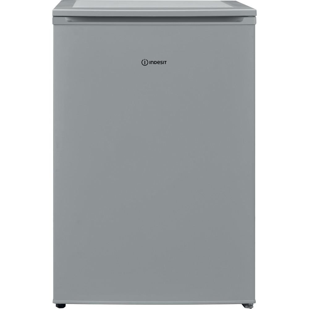 Indesit Refrigerator Free-standing I55VM 1110 S UK 1 Silver Frontal
