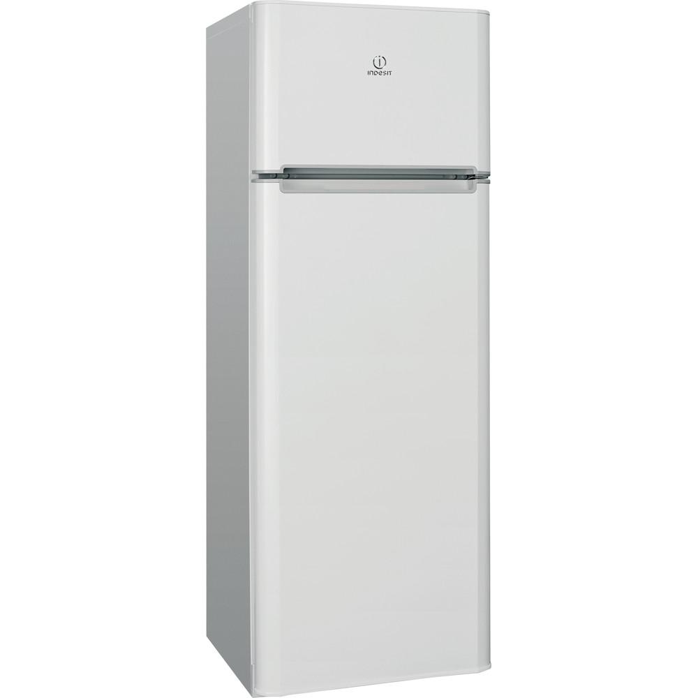 Indesit Холодильник с морозильной камерой Отдельностоящий RTM 016 Белый 2 doors Perspective