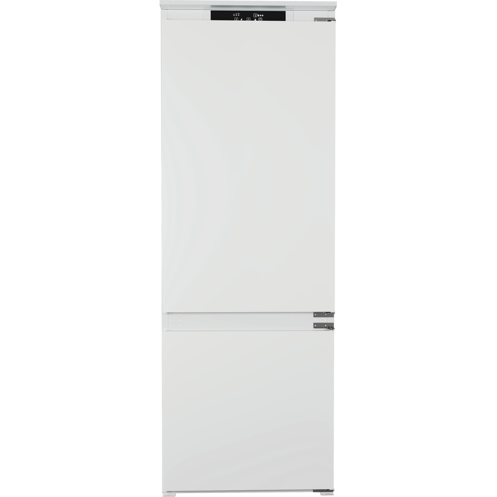 Indesit Combinazione Frigorifero/Congelatore Da incasso IND 400 Bianco 2 porte Frontal