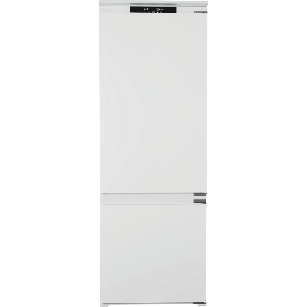 Indesit Combinazione Frigorifero/Congelatore Da incasso IND 401 Bianco 2 porte Frontal