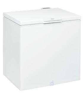 Whirlpool szabadonálló fagyasztóláda: fehér szín - WHS2121