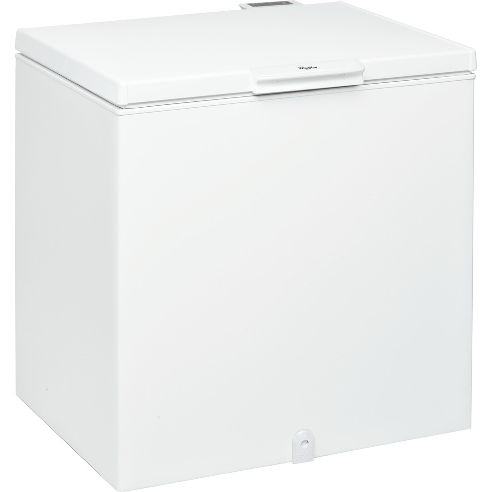 Congelador horizontal Whirlpool: color blanco - WHS2121