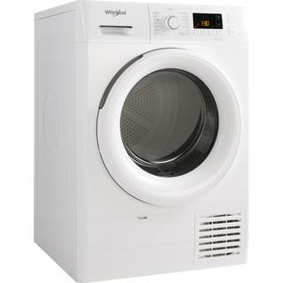 Sèche-linge pompe à chaleur FTBE M11 8X2 Whirlpool -  A++ - 8 kg