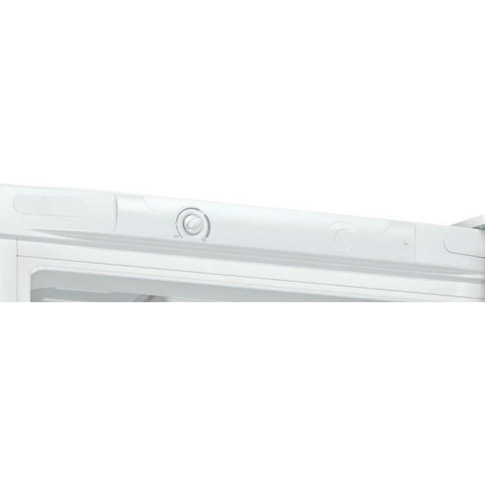 Indesit Холодильник с морозильной камерой Отдельностоящий DS 4200 W Белый 2 doors Control panel