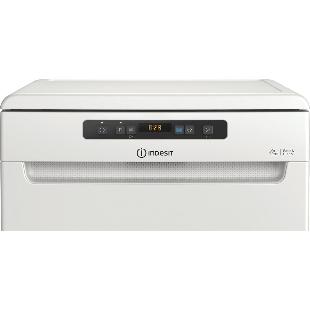 Indesit Посудомоечная машина Отдельностоящий DFO 3C26 Отдельностоящий A Control panel