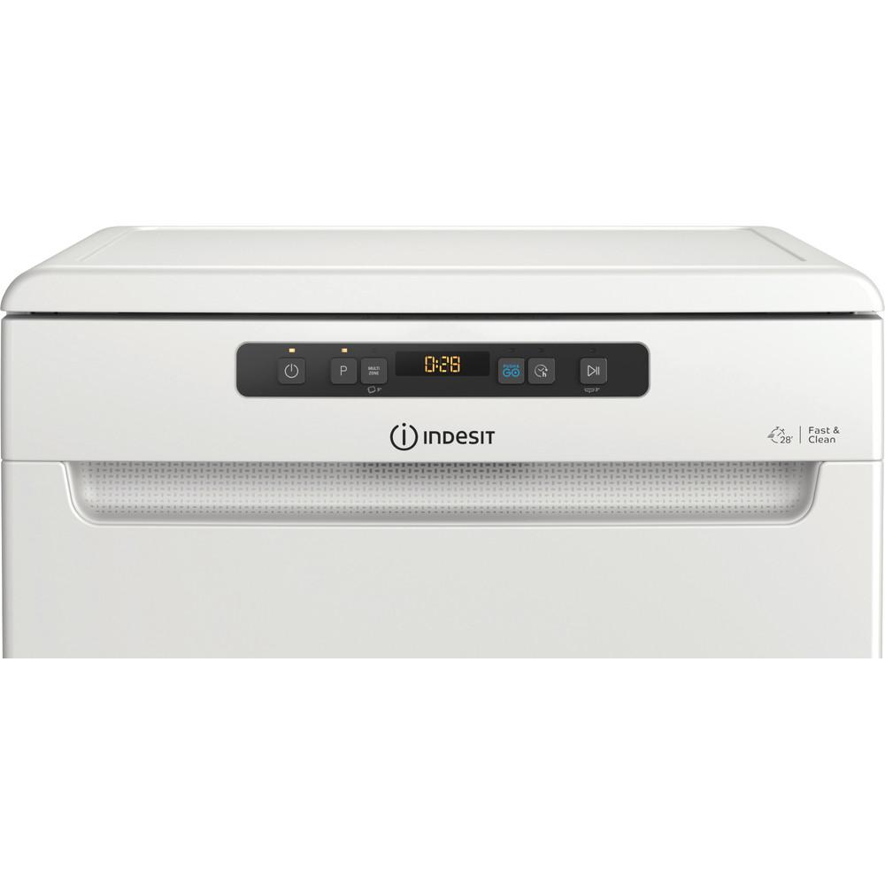 Indesit Lave-vaisselle Pose-libre DFO 3C26 Pose-libre E Control panel
