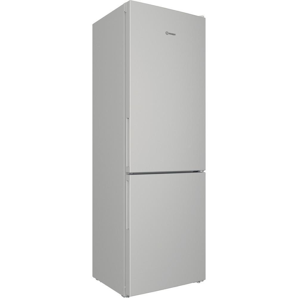 Indesit Холодильник с морозильной камерой Отдельностоящий ITD 4180 W Белый 2 doors Perspective