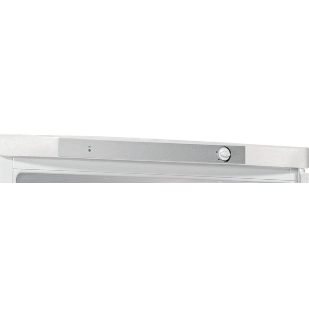 Indesit Холодильник с морозильной камерой Отдельностоящий ES 16 Белый 2 doors Control panel