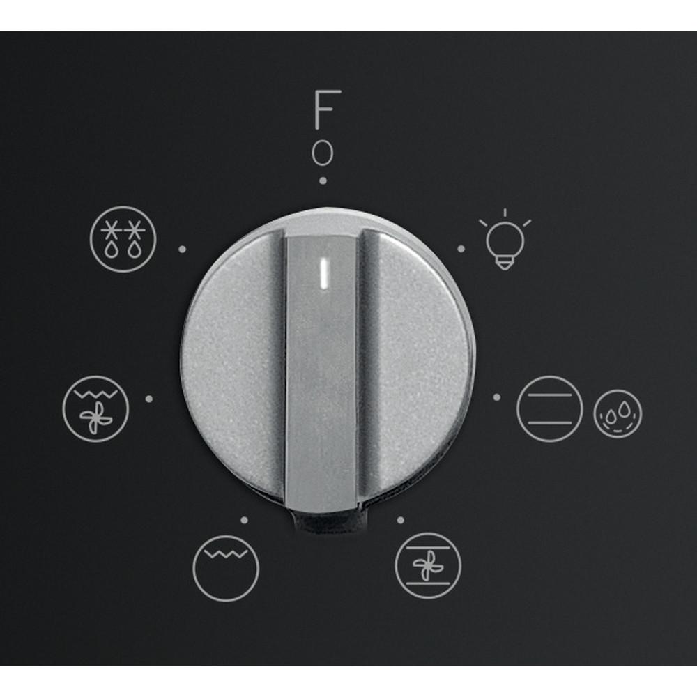 Indesit Forno Da incasso IFW 4534 H BL Elettrico A Control panel