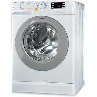 Indesit Stand-Waschtrockner: 8kg