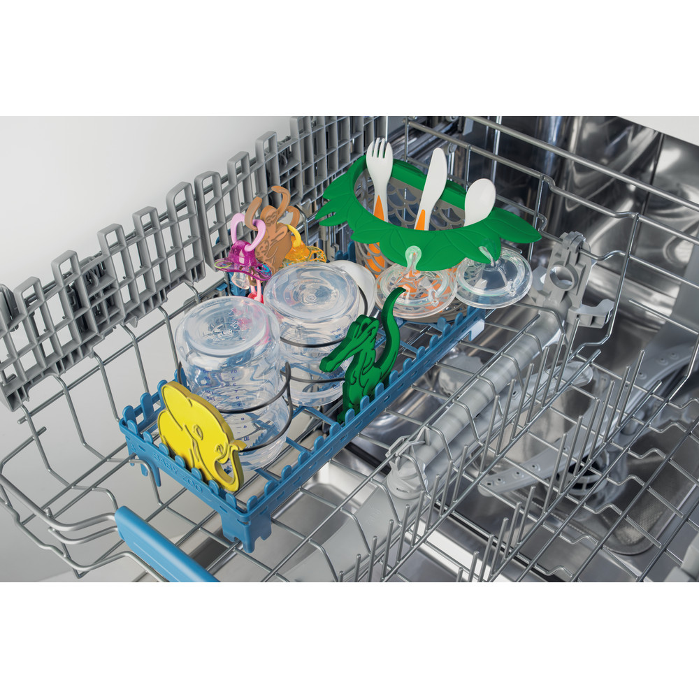 Indesit Посудомоечная машина Отдельно стоящий DSFO 3T224 Z Отдельно стоящий A++ Rack