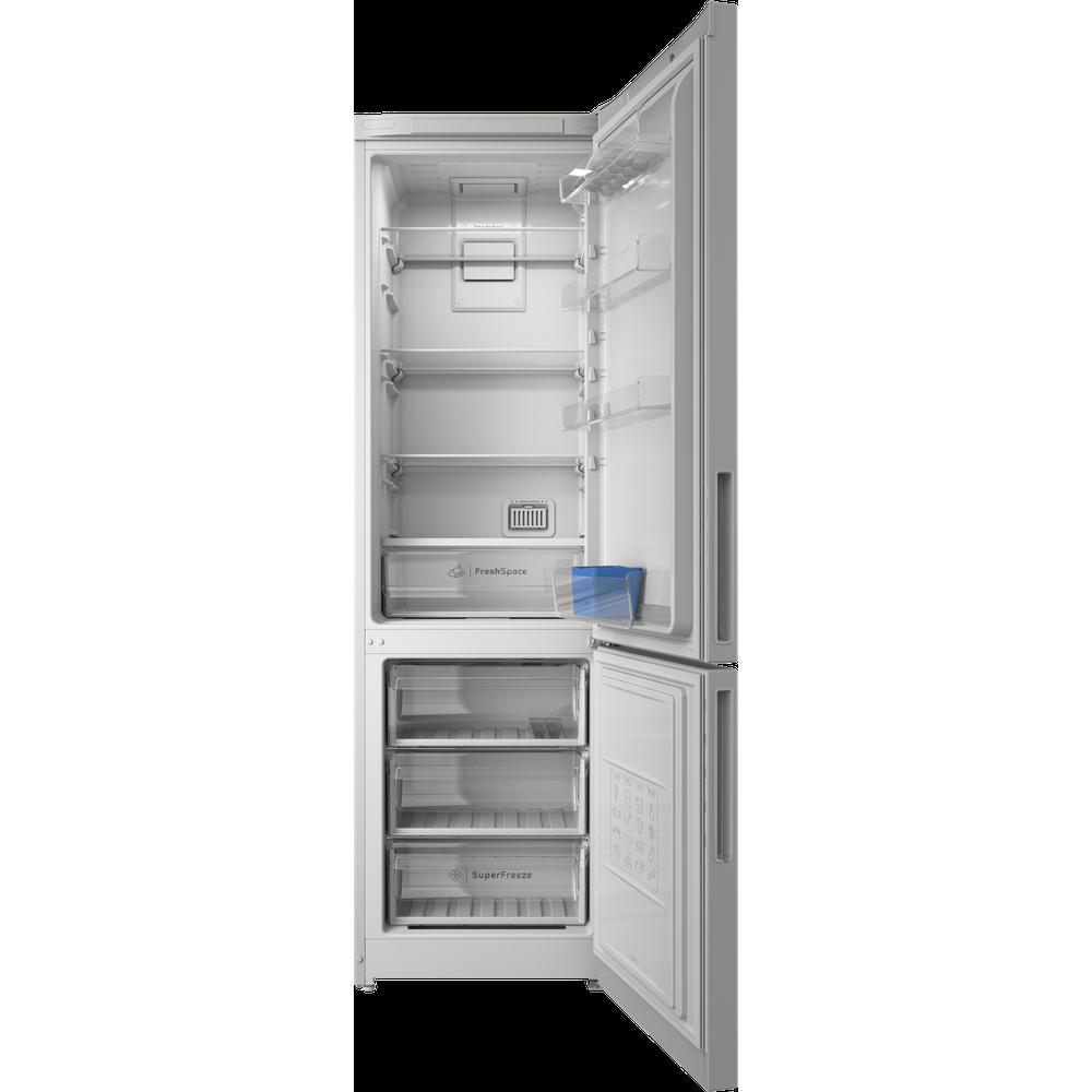 Indesit Холодильник с морозильной камерой Отдельностоящий ITR 5200 W Белый 2 doors Frontal open