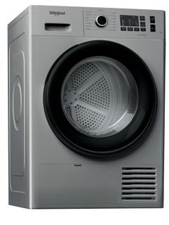 Whirlpool condenser tumble dryer: freestanding, 7kg - FT CM10 7BS GCC