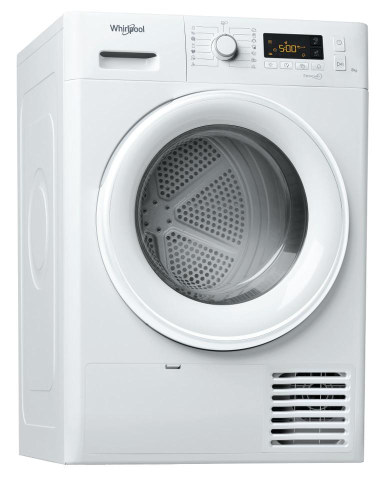Whirlpool Сушилна машина FT M11 8X3 EU Бял Perspective