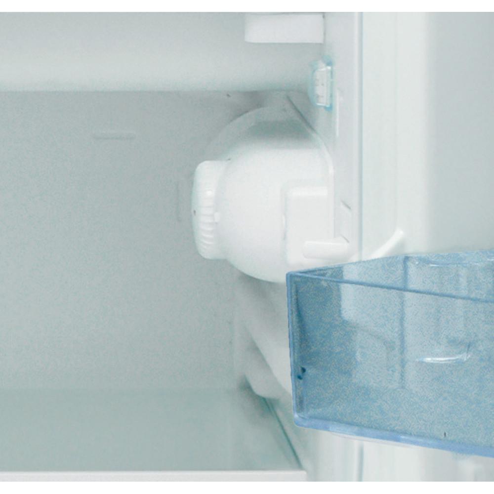 Indesit Refrigerador Libre instalación I55VM 1110 W 1 Blanco Control panel