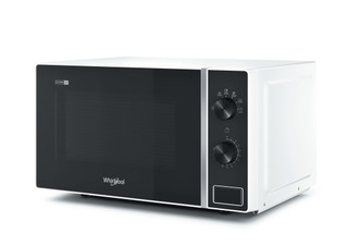 Micro-ondes posable Whirlpool: couleur blanche - MWP 101 W