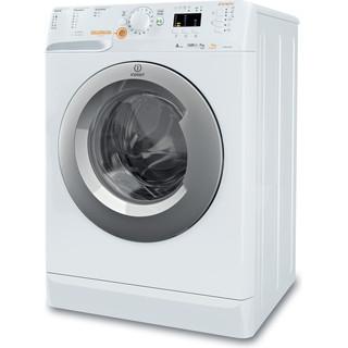 Masina de spălat rufe cu uscator independenta Indesit: 7kg