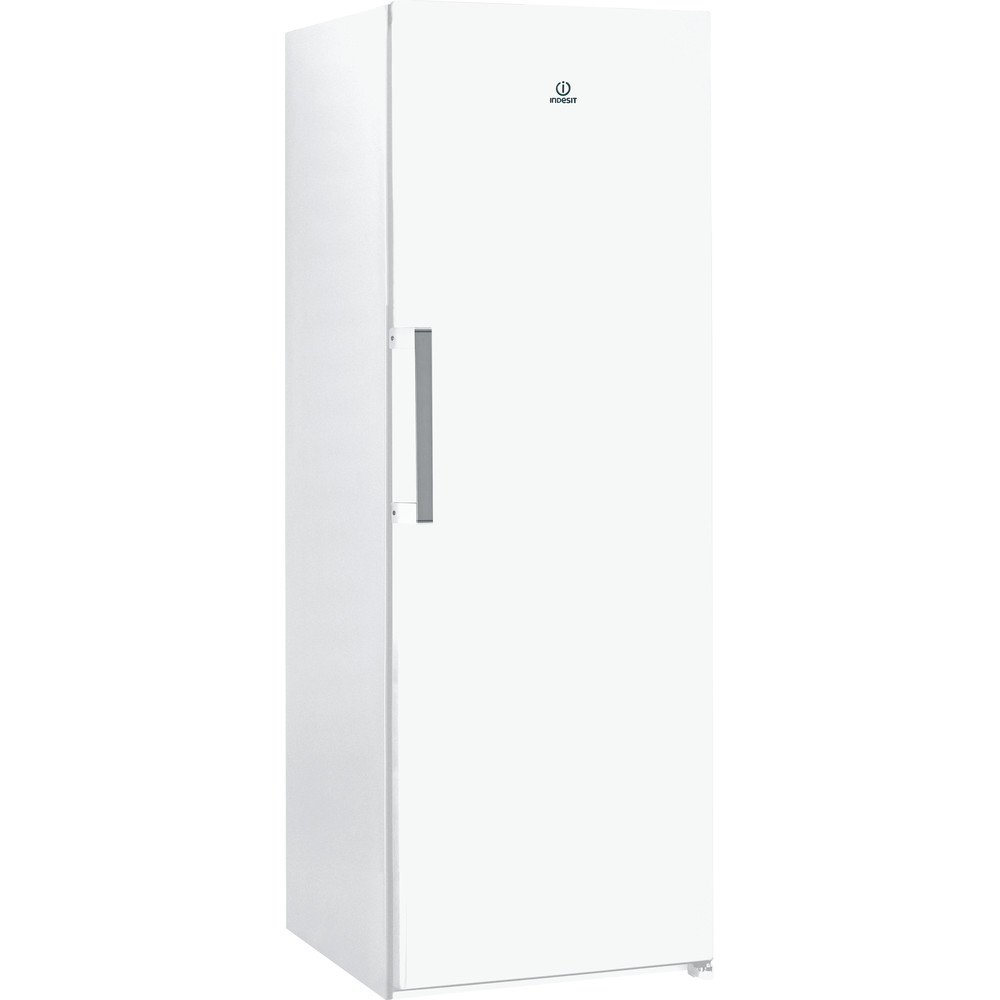 Indesit Refrigerator Free-standing SI6 1 W 1 Global white Perspective