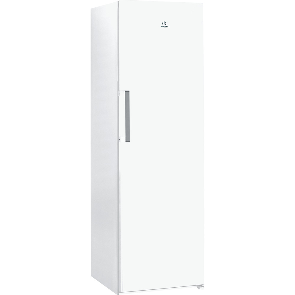 Indesit Refrigerator Free-standing SI6 1 W UK.1 Global white Perspective