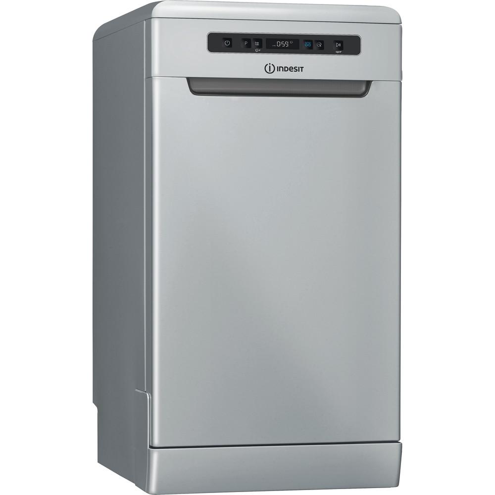 Indesit Посудомоечная машина Отдельно стоящий DSFO 3T224 Z Отдельно стоящий A++ Perspective